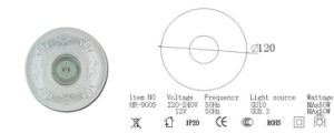 Sixu Retro Style Ceiling Plaster Spotlight Hr-9005 pictures & photos
