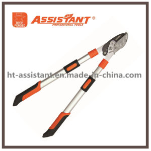 Vineyard Shears Forged Bypass Pruning Loppers with Extendable Aluminum Handles pictures & photos