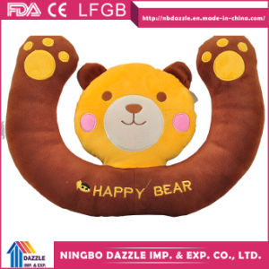 Bear Neck Rest Pillow Chinese Neck Travel Pillow pictures & photos