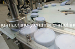 Ointment Cream Automatic Jars Filling Machine pictures & photos