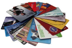 Plastic Datacard ID Business Card 3D UV Printing Machine