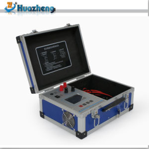 ISO Certificate DC Transformer Resistance Tester for Open Tender Method pictures & photos