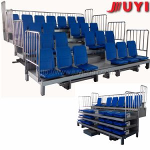Jy-720customized Indoor Gym Bleachers Folding Bleachers Basketball Grandstand Tribune pictures & photos