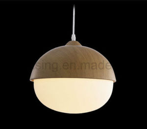 Hot Selling Metal Ceiling Light Glass Pendant Light pictures & photos