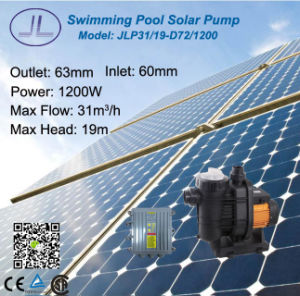 1500W 2HP JLP31/19-D72/1200 Swimming Pool Solar DC Pump pictures & photos