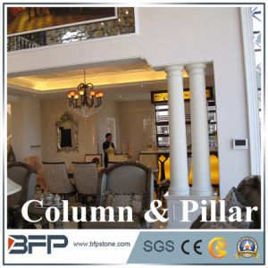 Natural Stone Marble Decorative Roman Pilar, Marble Roman Column pictures & photos