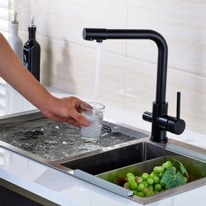 FLG Water Drinking Water Filter Kitchen Faucet Sink Basin Tap pictures & photos