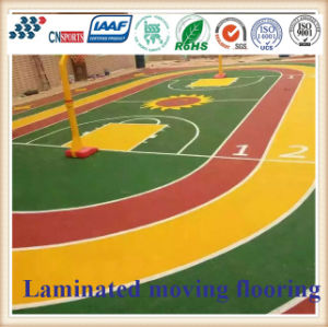 EPDM Low Price Rubber Flooring for Outdoor Sports Court pictures & photos