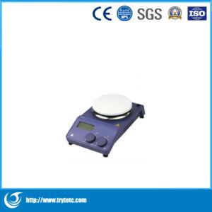 Bluespin LCD Digital Magnetic Hotplate Stirrer-Magnetic Hotplate Stirrer pictures & photos