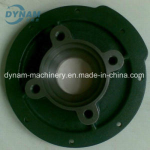 Machinery Casting Parts End Cover CNC Machining Part Sand Iron Casting pictures & photos