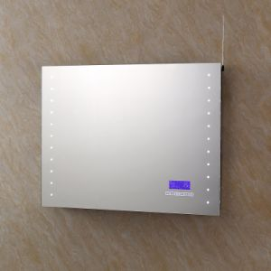 New Style Multi-Functional Smart Bathroom LED Mirror (SM-001) pictures & photos