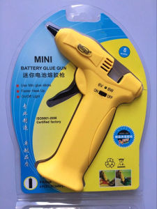 Wireless Melt Glue Gun with AA Cell Battery Powered pictures & photos