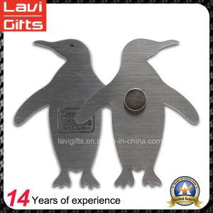 Factory Custom Penguin Shape Fridge Magnet pictures & photos