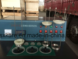 Petroleum Bitumen Wax Content Meter (CXS-10) pictures & photos