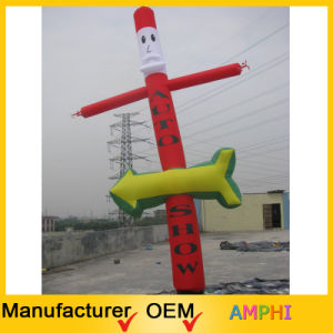 2015 Top Sale Fancy Wierd Inflatable Advertising Sky Air Dancer pictures & photos