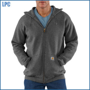 Custom Made High Quality Fleece Hoodie for Office Work Uniform pictures & photos