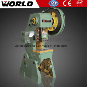 High Quality C Frame Fixed Bolster Power Press pictures & photos