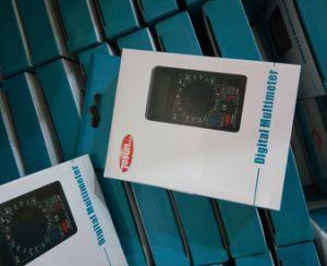 Portable Handheld Digital Clamp Multimeter pictures & photos