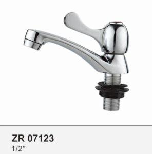 Zr07123 Bibcock Lavatory Faucet Tap pictures & photos