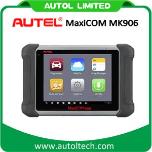 2017 New Diagnostic Tool Autel Car Diagnostic Tool Autel Maxicom Mk906 Update of Autel Ds708 Diagnostic Scanner Mk 906 pictures & photos