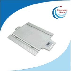 Vehicle Axle & Wheel Weighing Pad - in-1dy