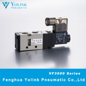 Vf3130 B Type Pilot Operated Pneumatic Solenoid Valve pictures & photos