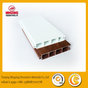 PVC Door Panel, PVC Profile, Plastic Door Panel pictures & photos