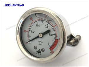Og-005 Industrial Pressure Gauge-Oil Manometer pictures & photos