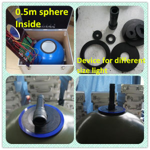 Flash Light Lumen Tester Portable Spectroradiometer pictures & photos