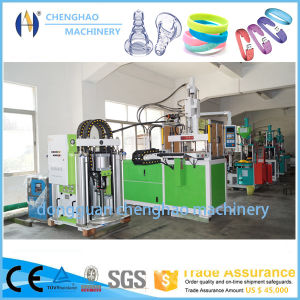 Silicone Rubber Injection Molding Machine for Baby Nipple pictures & photos