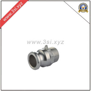 Stainless Steel Pipe Quick Coupling with Type F (YZF-F368) pictures & photos