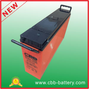 Long Life Front Terminal Battery 12V 180ah for Solar System pictures & photos