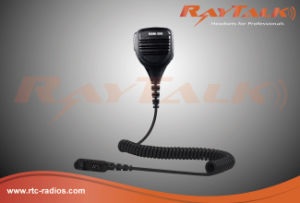 Raytalk Rsm-300 Heavy Duty Shoulder Microphone with Built in 3.5mm Accessory Jack pictures & photos