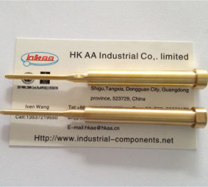 Precision Brass Motor Transmission Extension Axle Cardan Shaft pictures & photos