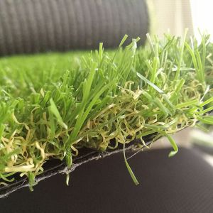 Four Colours 30mm Soft Landscaping Decoration Artificial Grass pictures & photos