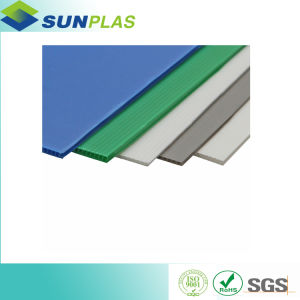 PP Corrugated Plastic Sheet for Screen Printing pictures & photos