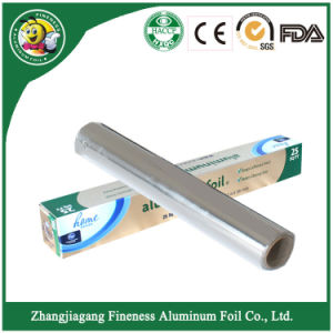 Houhold Aluminum Foil Sheet for Food Wrapping pictures & photos