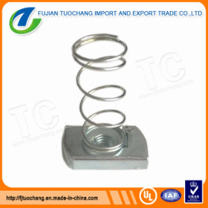 High Quality Spring Nut Steel Strut Channel Nut pictures & photos