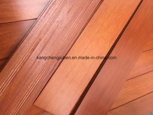 Factory Manufactury Wood Parquet/Hardwood Flooring (MD-04) pictures & photos