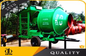 Portable Electric Concrete Mixer and Pump Prices Jzc350 pictures & photos