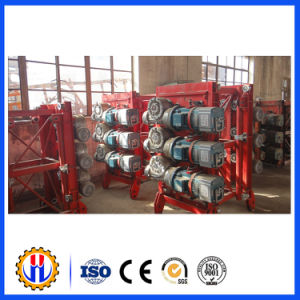Reducer, Aoya Gearbox Construction Hoist Gjj pictures & photos