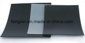 Black Waterproof HDPE Film, HDPE Sheet, HDPE Geomembrane for Engineering pictures & photos