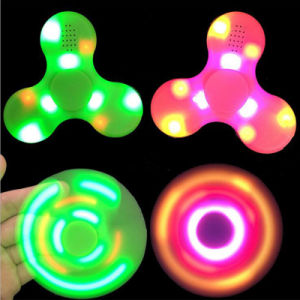 New Design LED Hand Spinner with Bluetooth Speaker pictures & photos