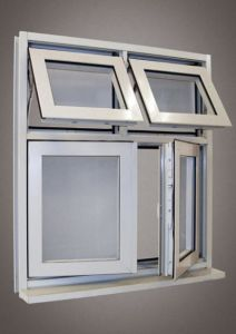 Conch 65 UPVC The Knightsbridge Casement Window pictures & photos
