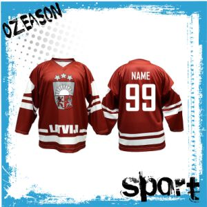 Customized Audlt/Youth Team Set Hockey Practice Jerseys (H022) pictures & photos