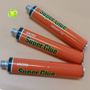 Super Glue Tubes Aluminum Tubes Collapsible Tubes Ab Rubber Tubes