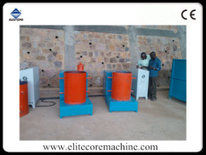 Handly Mix Batch Sponge Polyurethane Foaming Machine pictures & photos