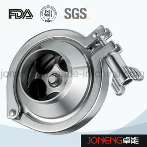 Stainless Steel Food Grade Welded Check Valve (JN-NRV2003) pictures & photos