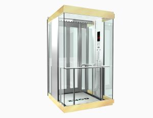 Glass Sightseeing Elevator with Good Quality pictures & photos