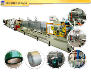 High Speed Plastic Production Extrusion PP Packing Strap Machine pictures & photos